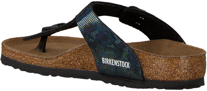 Zwarte BIRKENSTOCK Slippers GIZEH KIDS - larger