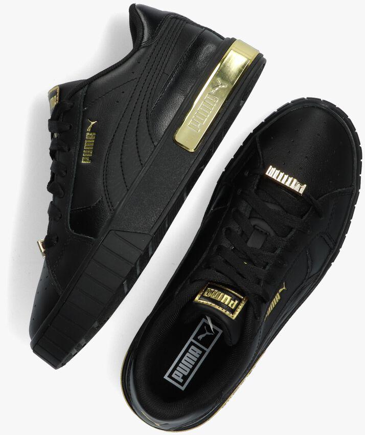 Zwarte PUMA Lage sneakers CALI STAR METALLIC WN'S  - larger