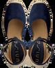 Blauwe UNISA Espadrilles CAUDE  - small