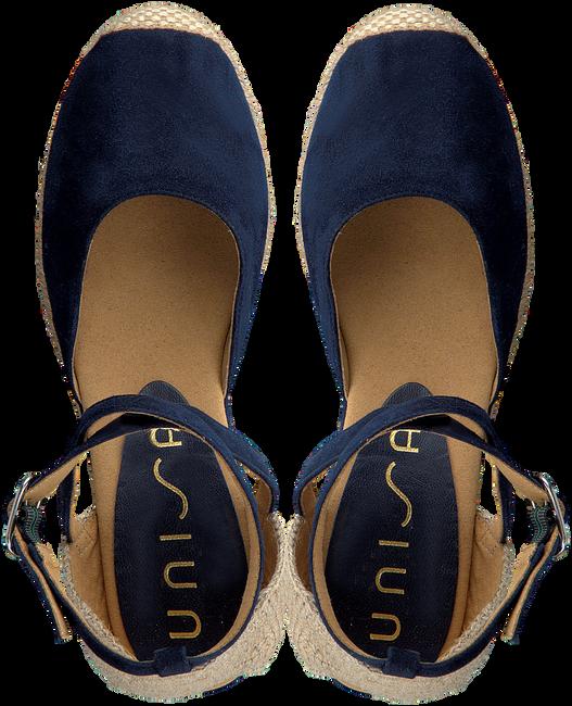 Blauwe UNISA Espadrilles CAUDE  - large