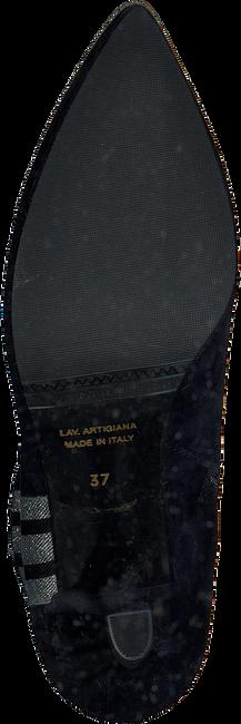 Blauwe MARIPE Enkellaarsjes 27656 - large