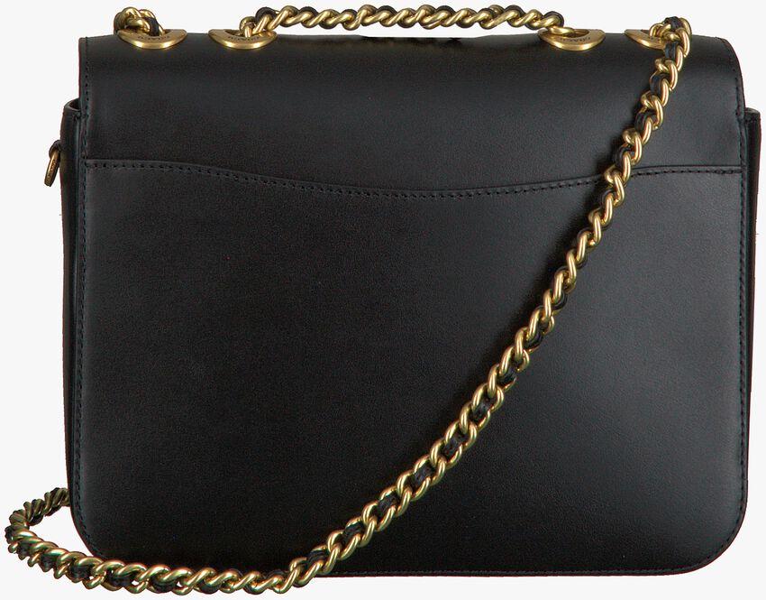Zwarte COACH Schoudertas MADISON SHOULDER BAG  - larger