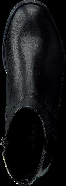Zwarte GABOR Enkellaarsjes 92.804  - large