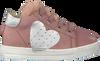 Roze FALCOTTO Sneakers HEART - small