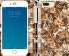 Bruine IDEAL OF SWEDEN Telefoonhoesje CASE IPHONE 8/7/6/6S  - small
