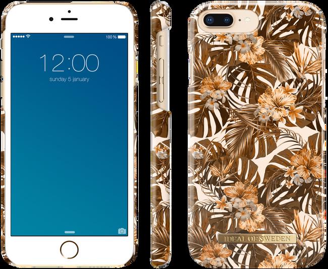 Bruine IDEAL OF SWEDEN Telefoonhoesje CASE IPHONE 8/7/6/6S  - large