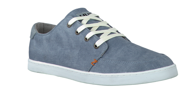 Blauwe HUB Sneakers BOSS C06  - large