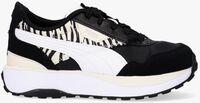 Zwarte PUMA Lage sneakers CRUISE RIDER ROAR  - medium