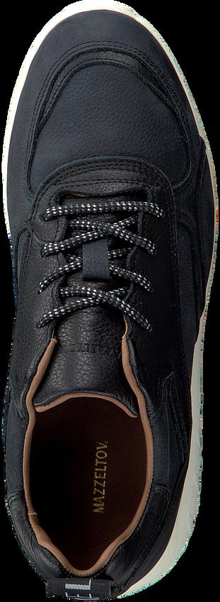 Blauwe MAZZELTOV Sneakers MNAGO105.01OMO1  - larger