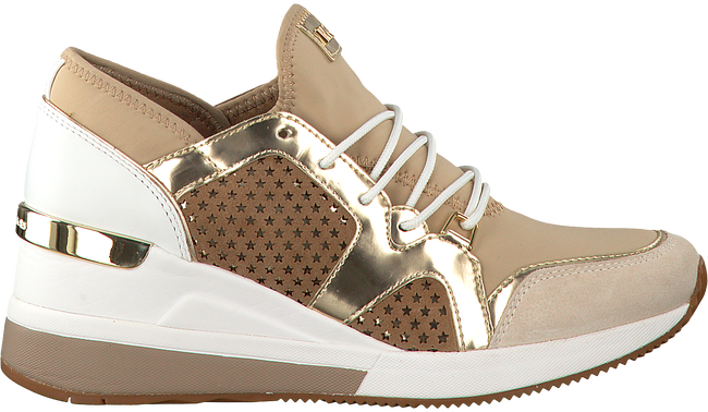 Beige MICHAEL KORS Sneakers SCOUT TRAINER  - large