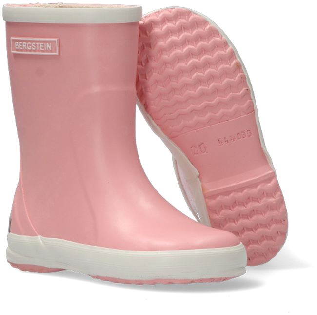 Roze BERGSTEIN Regenlaarzen RAINBOOT  - large