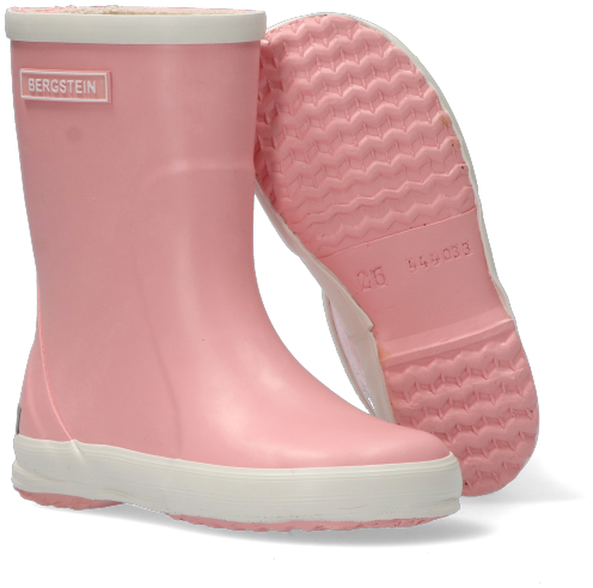 Roze BERGSTEIN Regenlaarzen RAINBOOT  - larger