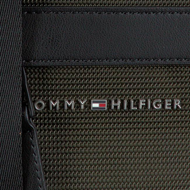 Groene TOMMY HILFIGER Schoudertas ELEVATED MINI - large