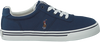 Blauwe POLO RALPH LAUREN Sneakers HANFORD KIDS  - small