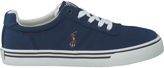 Blauwe POLO RALPH LAUREN Sneakers HANFORD KIDS  - large