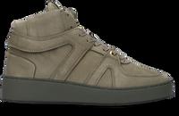 Bruine NUBIKK Hoge sneaker JIRO DUNK  - medium