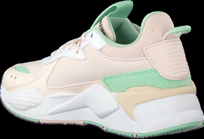 Roze PUMA Lage sneakers RS-X COLLEGIATE JR  - large