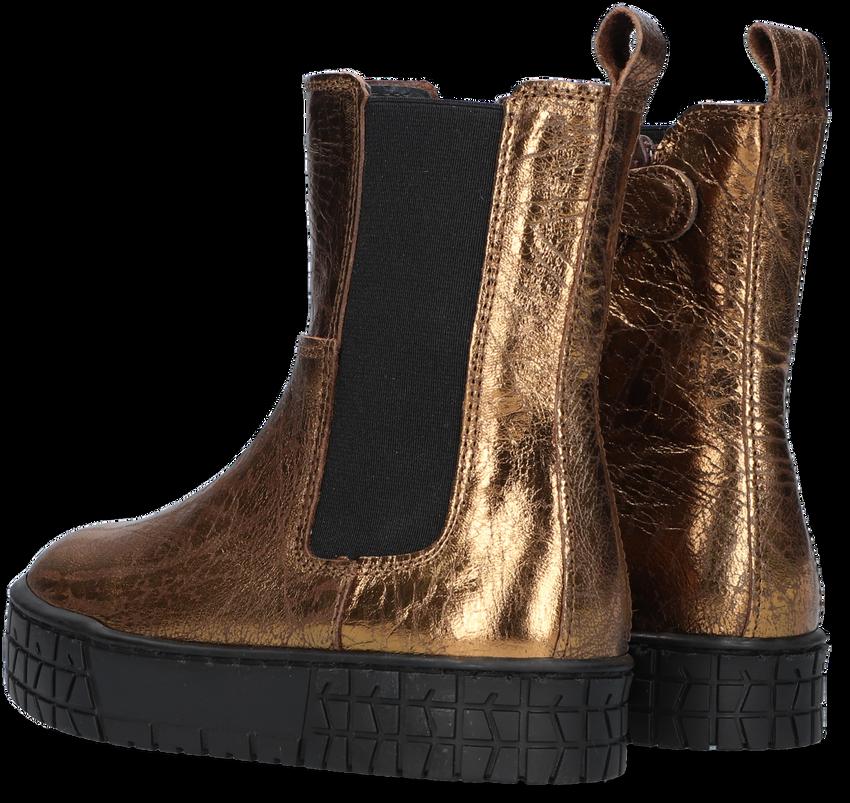 Bronzen PINOCCHIO Chelsea boots P1463  - larger