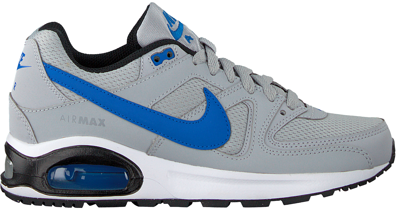 Grijze NIKE Sneakers AIR MAX COMMAND FLEX (GS) | Omoda