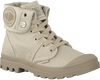 grijze PALLADIUM Enkelboots PALLABROUSE BAGGY D  - small