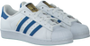 Witte ADIDAS Sneakers SUPERSTAR KIDS  - small