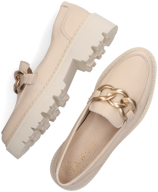 Witte TANGO Loafers BEE BOLD 4  - large