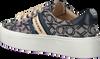 Blauwe CALVIN KLEIN Lage sneakers JINJER  - small