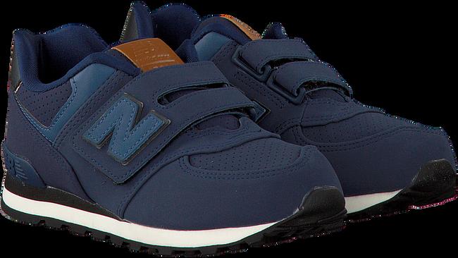 Blauwe NEW BALANCE Sneakers KV574  - large