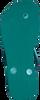 Groene HAVAIANAS Slippers SLIM KIDS - small