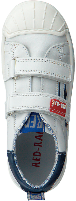 Witte RED RAG Sneakers 15019 - large
