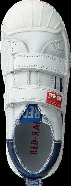 Witte RED-RAG Sneakers 15019 - large