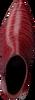 Rode HISPANITAS Enkellaarsjes AMELIA-7  - small