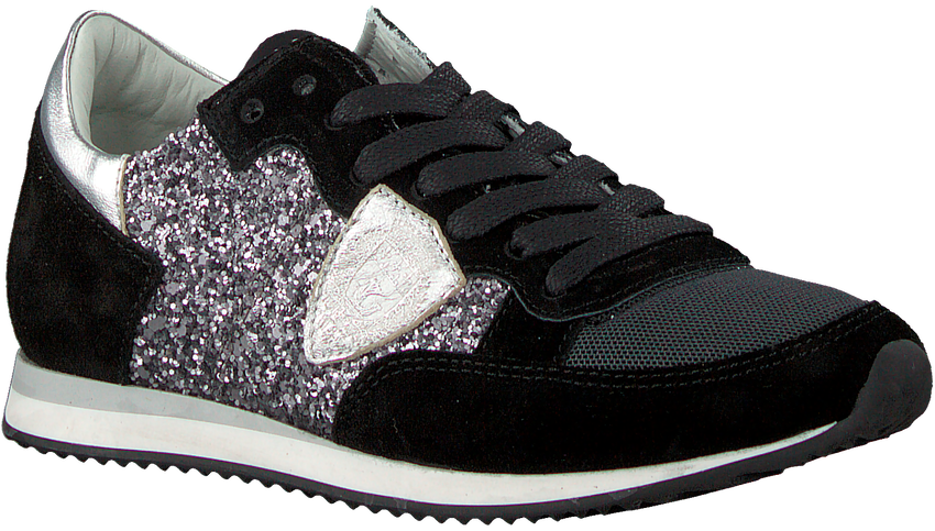 Zwarte PHILIPPE MODEL Sneakers TROPEZ L JUNIOR  - larger