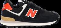 Zwarte NEW BALANCE Lage sneakers PV574  - medium