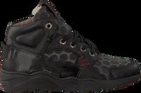 Zwarte RED-RAG Sneakers 15489  - medium