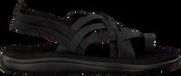 Zwarte TEVA Sandalen W VOYA STRAPPY  - medium