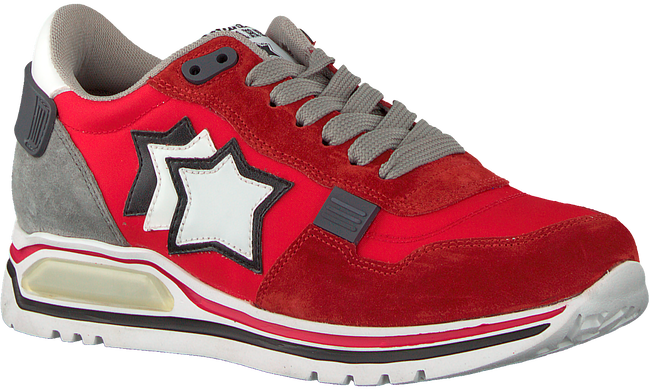 Rode ATLANTIC STARS Sneakers SHAKA  - large