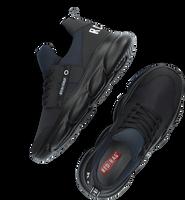 Blauwe RED-RAG Lage sneakers 13527  - medium