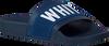 Blauwe THE WHITE BRAND Slippers ELASTIC MINIMAL KIDS - small