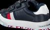 Blauwe TOMMY HILFIGER Sneakers LOW CUT VELCRO SNEAKER  - small