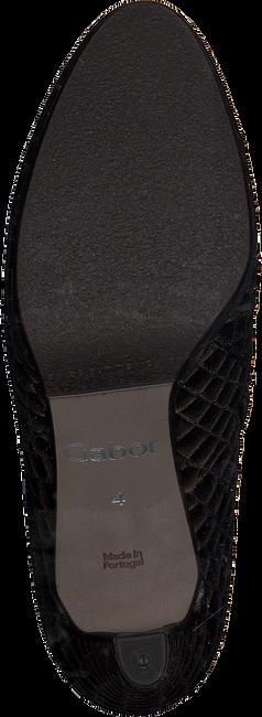 Bronzen GABOR Enkellaarsjes 700.1 - large