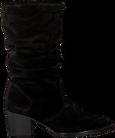 Zwarte GABOR Lange laarzen 894 - medium