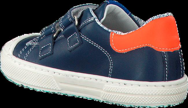 Blauwe RED RAG Sneakers 15233  - large