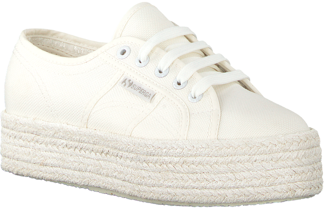 Witte SUPERGA Sneakers 2790 COTCOLOROPEW - large