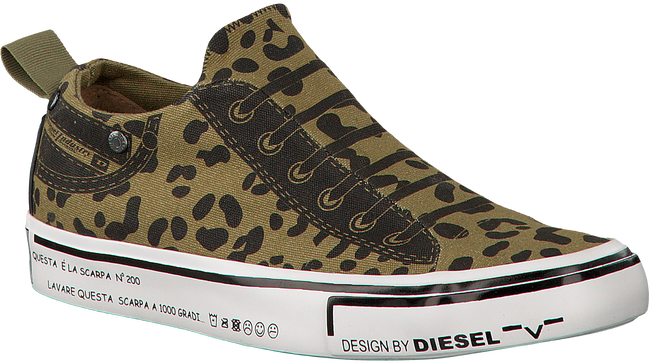 DIESEL SLIP ON SNEAKERS IMAGINEE - large