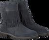 Blauwe LITTLE DAVID Lange laarzen IPPY 1B  - small