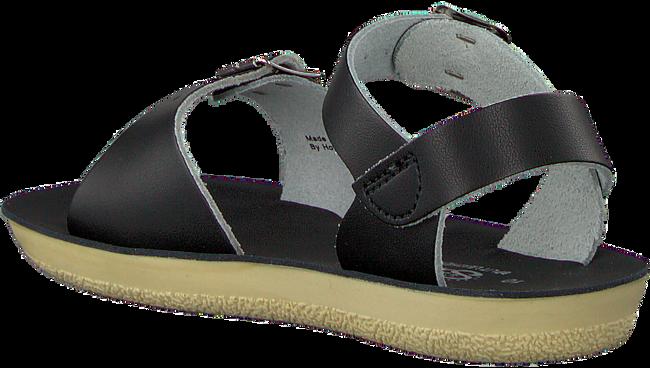 Zwarte SALT-WATER Sandalen SURFER  - large