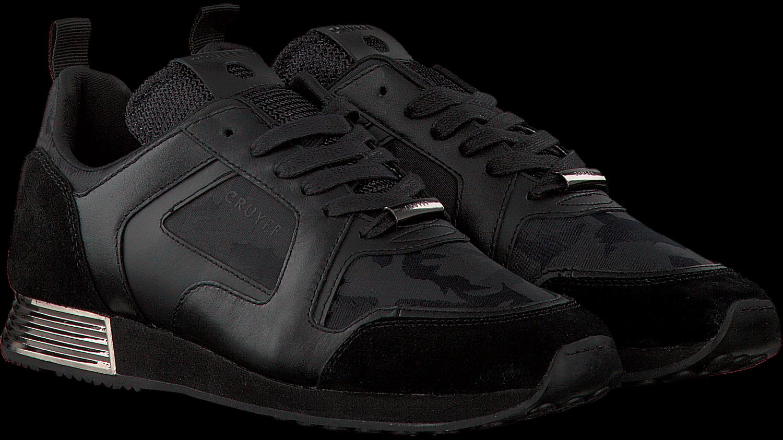 55bf0dd40db Zwarte CRUYFF CLASSICS Sneakers LUSSO - Omoda.nl