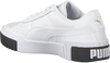 Witte PUMA Sneakers CALI WN'S  - small