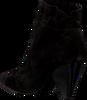 Zwarte ASH Enkellaarsjes DAFNE - small